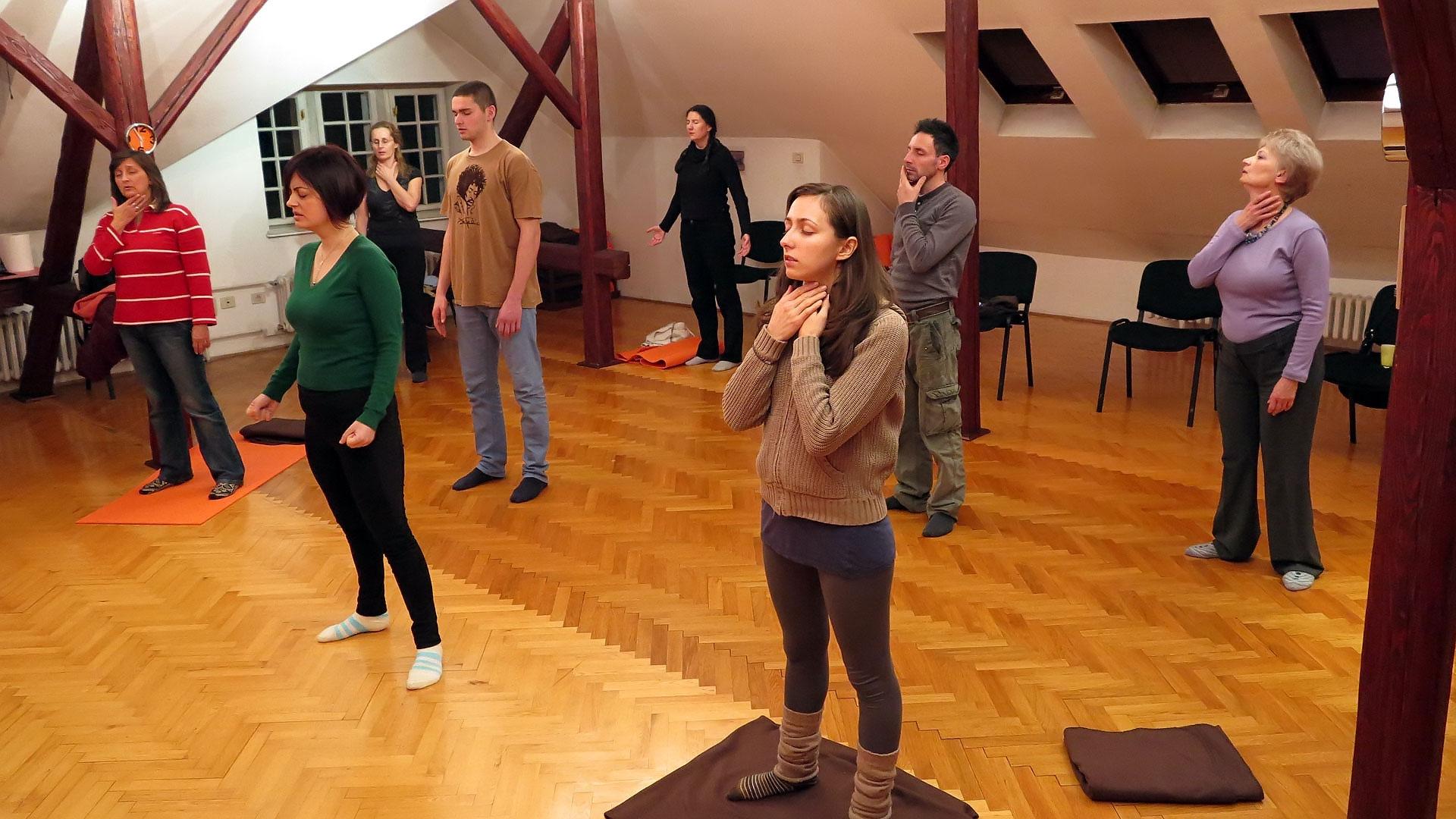 Radionica joga studio Hipokrat